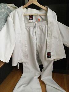 Kimono de karaté blanc 5-8 ans