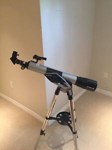 MEADE NG-70SM Altazimuth refracting telescope