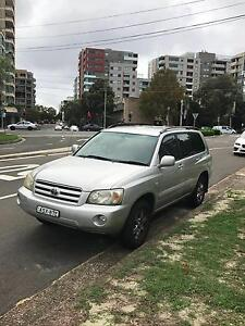2004 Toyota Kluger Wagon - Great Bargain Offer Maroubra Eastern Suburbs Preview