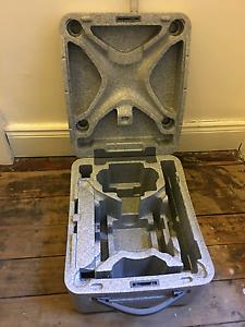 Phantom 4 case, foam Redfern Inner Sydney Preview