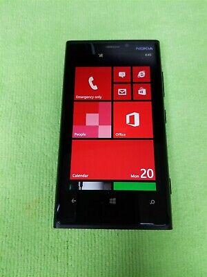 Nokia Lumia 920 32GB Black 920 (Unlocked) GSM World Phone VG899