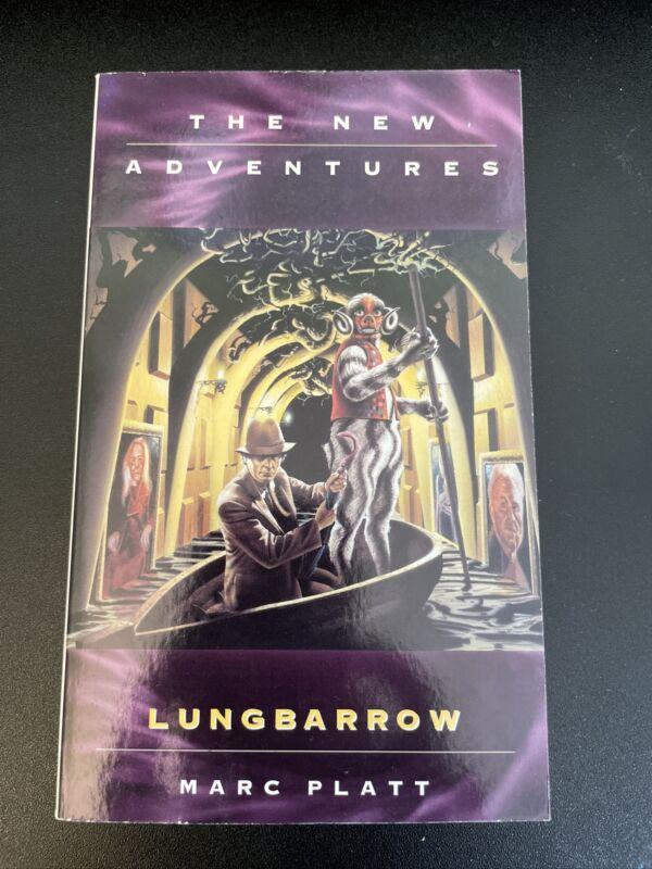 Doctor Who New Adventures Lungbarrow By Marc Platt Virgin Paperback