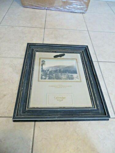 1927 original cardstock Claremont National Bank.calendar framed, old,Connecticut