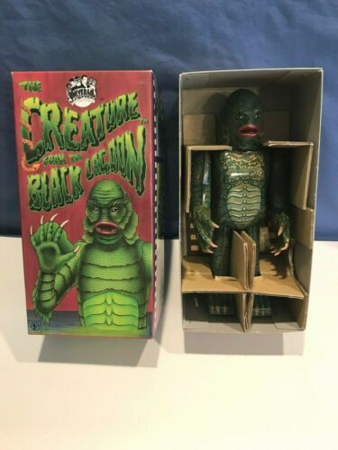 Universal Monster Creature From The Black Lagoon Tin Wind Up (1991)