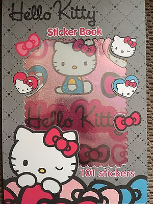 Hello Kitty Stickers (101 Stickers)