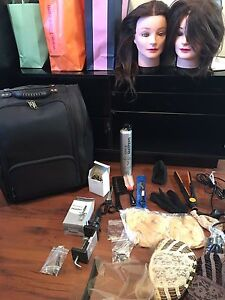 HAIRDRESSING KIT SPECIALIST MAKEUP SUPPLIES HAIR Altona Meadows Hobsons Bay Area Preview
