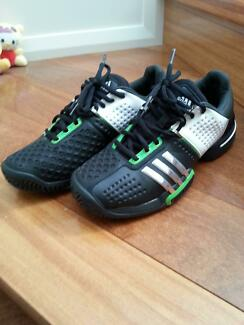 As NEW Adidas Adipower barricade Shoes Limited Addition Size Mens
