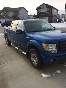 2009 Ford f15 fx4