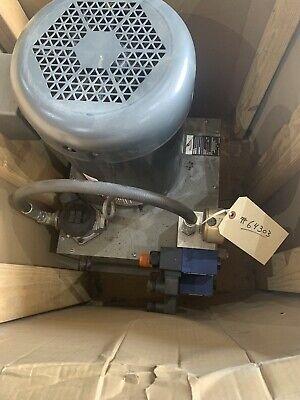 Rexroth Hydraulic Pump R978931573 8.5 Hp 3 Phase 208 360