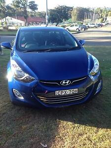 2012 Hyundai Elantra MD2 Premium Sedan Brookvale Manly Area Preview