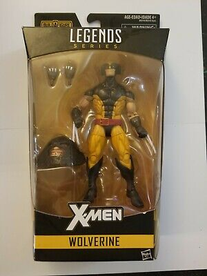 Marvel Legends X-Men XMEN Juggernaut WAVE BAF Series WOLVERINE SEALED In Box