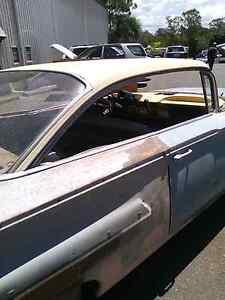 Chev 1960 Impala bubble top coupe Southport Gold Coast City Preview