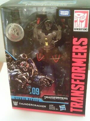 Takara Transformers Dotm Studio Series Thundercracker  New Sealed