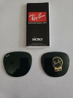 Ray Ban RB3016  Clubmaster G15 Replacement Lenses 51 (Ray Ban Clubmaster Replacement Lenses)