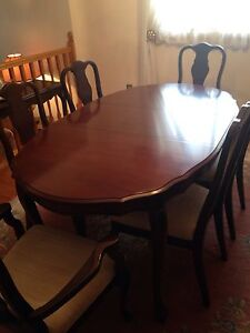 Full Dining room set Kitchener / Waterloo Kitchener Area image 2