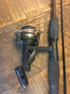 Daiwa sf1350 reel and ugly stick rod