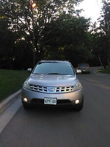 2004 Nissan Murano with safety and E test