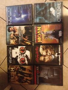 DVDs $5 each good condition