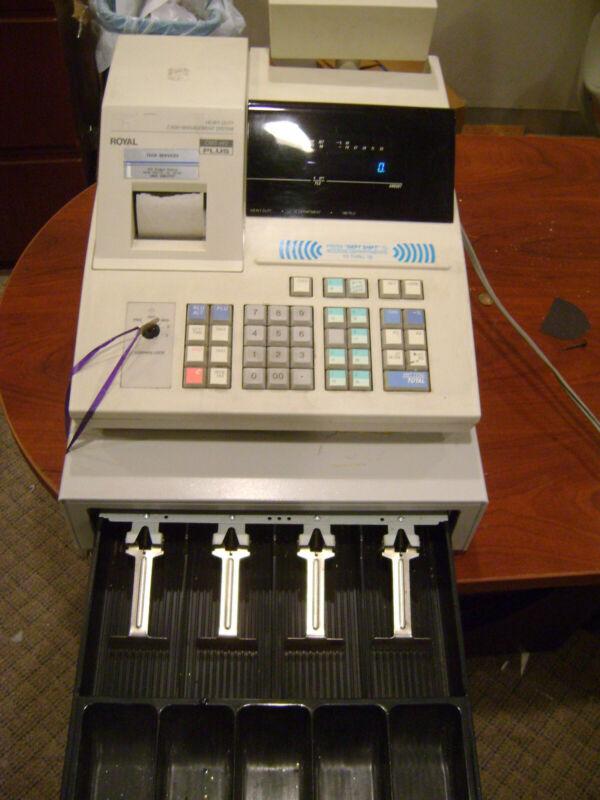 Royal CMS 482 Plus Cash Register