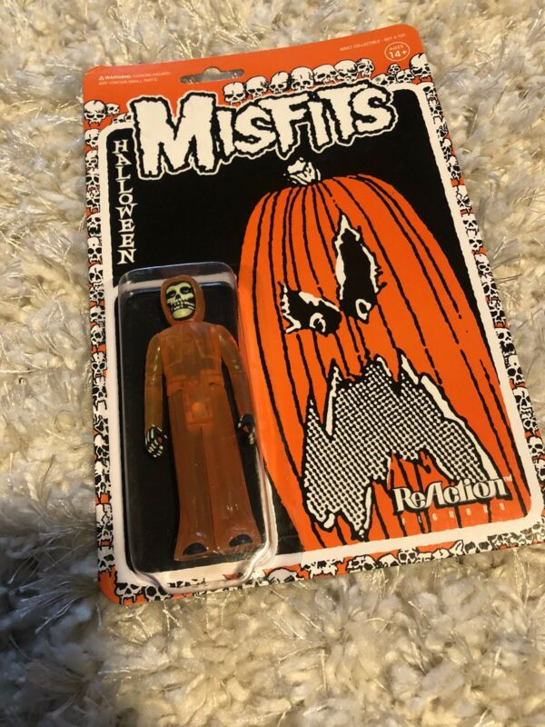 Misfits ReAction figure the Fiend Halloween Rare Toy Danzig Jerry Only New Mint