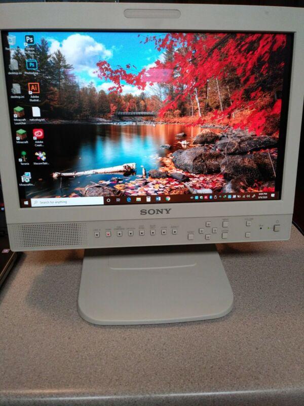 Sony LMD-1530MD Monitor 15 inch