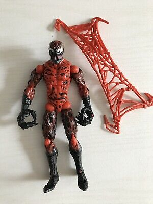 "Marvel Legends Toy Biz 6"" Carnage Action Figure"