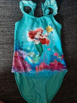 Badeanzug Disney Arielle H und M Mädchen Schwimmkleidung 134/140
