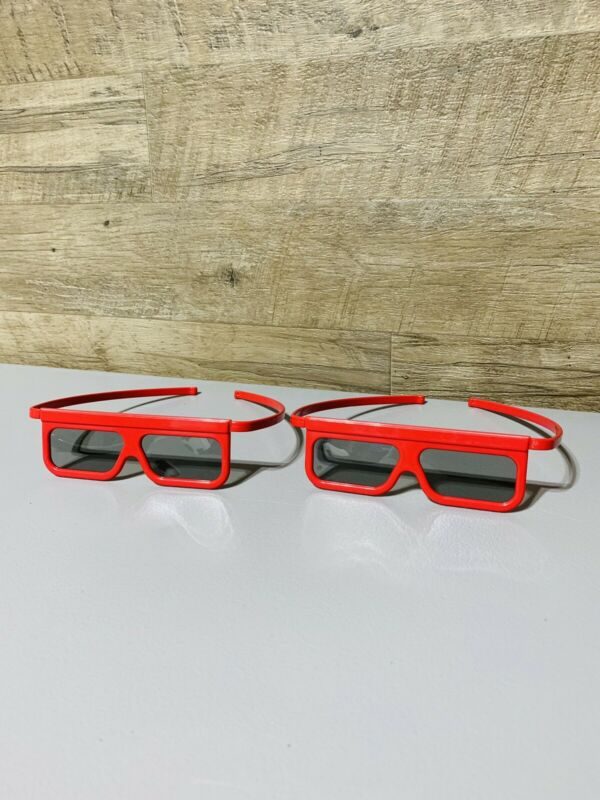 Vintage - 1960's - 1970's 3D Glasses (2)
