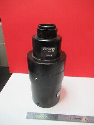 Olympus Japan U-cmad3 U-pmtv Camera Adapter Microscope Part As Pictured 5m-x1