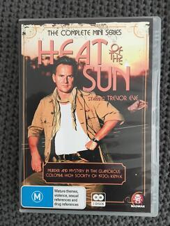 DVD - Heat of the Sun, Complete Mini Series