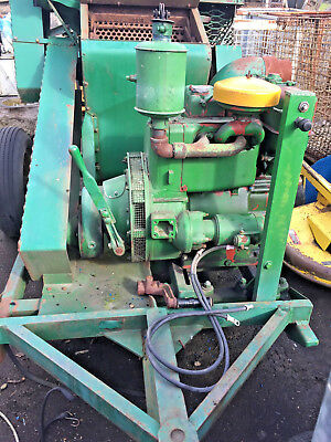 Westerns Bear Cat Alfalfa Special Feed Grinder Hammer Mill No. 1as