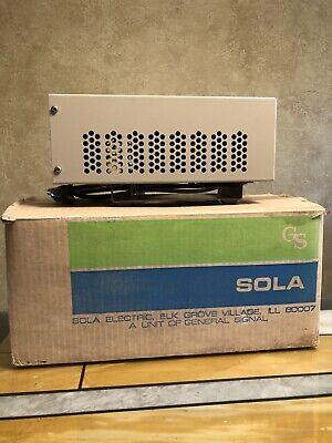 Sola Electric 63-13-114 Mini Micro Computer Regulator