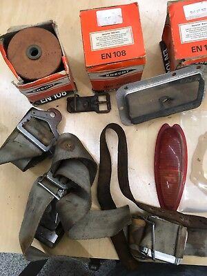 Miscellaneous Porsche 356 Parts