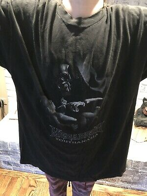 Megadeth Youthanasia Shirt -XL-