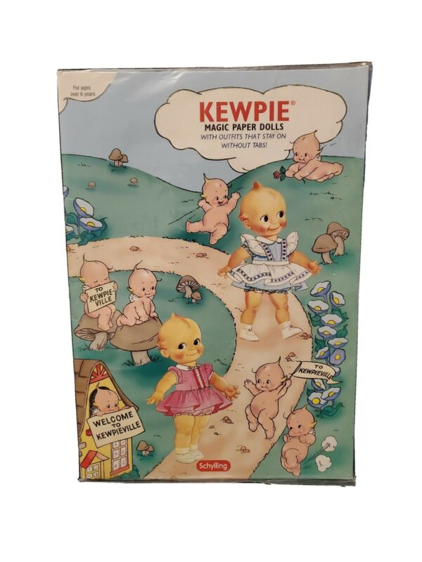 KEWPIE MAGIC PAPER DOLLS 2004 SCHYLLING