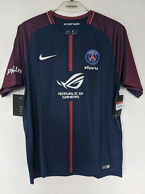 Maillot de foot PSG eSport Taille M Neuf Paris football Neymar Mbappé