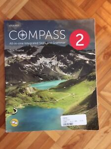 Compass all in one integrated skills and grammar 2