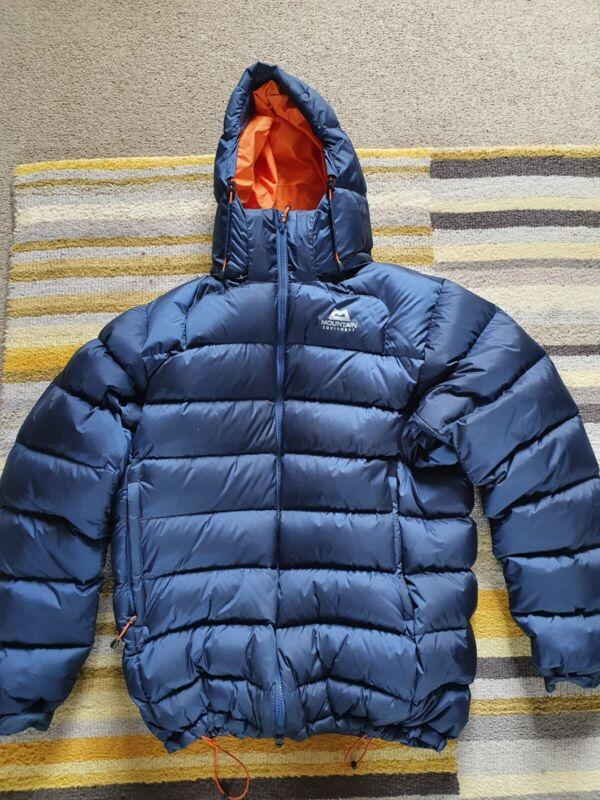 Mountain Equipment Men's Down Lightline Jacket Large in Mykonos Blue