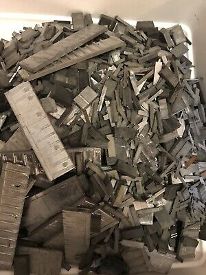 10 Lbs. Old Letter Press Print Type Set Linotype Lead Scrap Casting Reloading