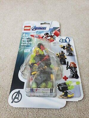 LEGO 40418 Marvel Avengers Falcon & Black Widow Team Up - Minifigure Pack New