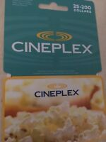 $25 cineplex coupon