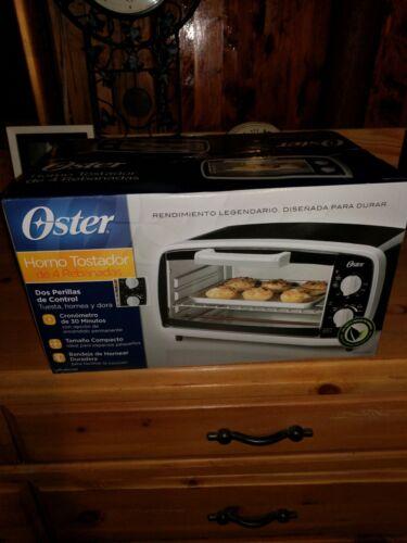 4 slice toaster oven tssttvvg01 black new