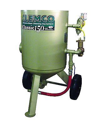 01187 Clemco Portable Blast Machine Classic Style 6 Cu.ft.