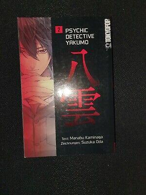Psychic Detective Yakumo 2