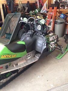 2004 firecat 500