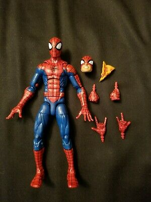 """Hasbro Marvel Legends Pizza Spider-Man Hobgoblin BAF Wave 6"""" Action Figure"""