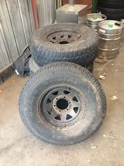 Wella 4x4 wheels Ute Pickup 4x4