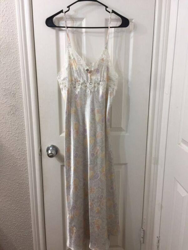 christian dior Vtg Slip Dress Sz L
