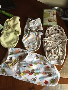 Infant Swaddles 0-3 months