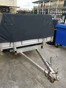 Trailer with canopy for sale Noble Park Greater Dandenong Preview